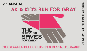 5K for Gray Corporate Sponsors….