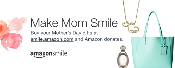 Make Mom Smile this Mother's Day.